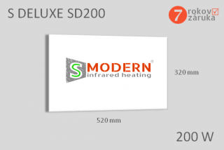 Infrapanel S MODERN S Deluxe SD200 / 200 W