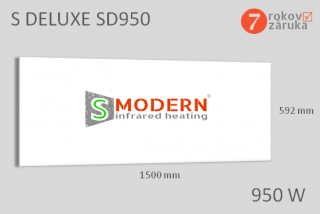 Infrapanel S MODERN S Deluxe SD950 / 950 W